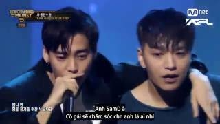 [VIETSUB] COMFORTABLE - ONE ft. GRAY & SIMON DOMINIC [STAGE]
