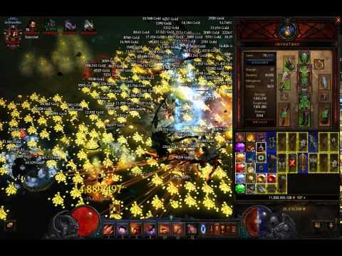 Diablo3 13,800% GF Boon of Hoarder