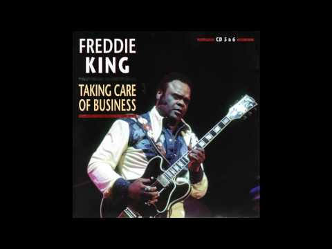 Freddie King - Today I Sing The Blues