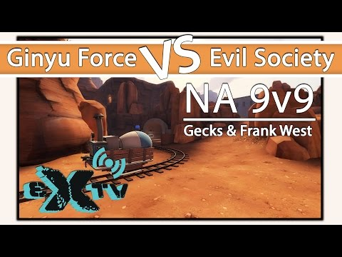 eXtv Live: UGC Playoffs - Ginyu Force vs Evil Society of Evil (S14 LB Finals)