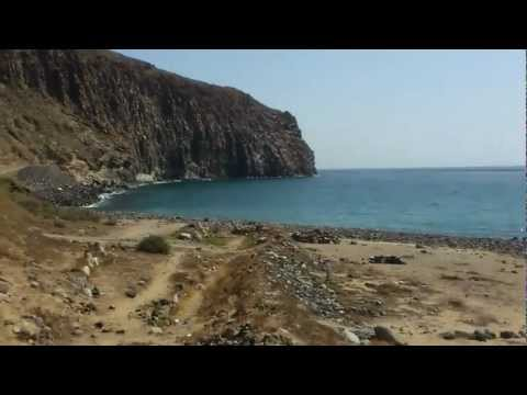 Nudist Beach Los Cristianos Tenerife video