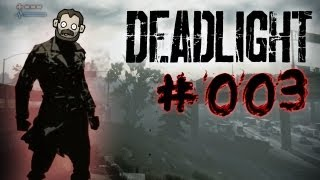 Let's Play Deadlight #003 - Mit 'ner Knarre überlebt's sich besser [deutsch] [720p]
