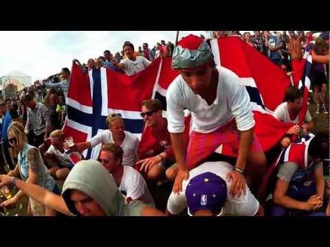 Tomorrowland 2012 - The Norwegian Aftermovie
