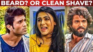 What Arjun Reddy heroine Likes in a man? | Shalini Pandey | NPA 03