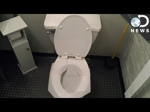 Do Toilet Seat Covers Really Protect You?