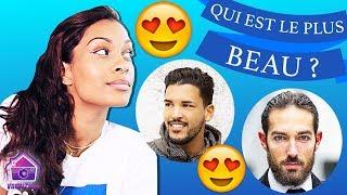 Stella (10 Couples Parfaits 2) : Qui est le plus beau ? Son match Jérémy ?