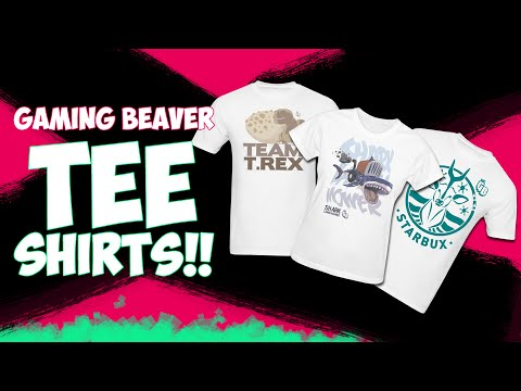 Gaming Beaver T.Shirts