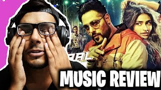 Nawabzaade Tere Naal Nachna Song Badshah Music Review