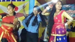 Beautiful girl's Dance Live bihu pagrem