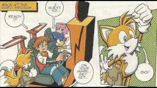 Sonic X Comic Issue 19