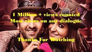 Best Dialogue of Ae Dil Hai Mushkil love video song (ADHM) Part-1 |by- Amit Watson|