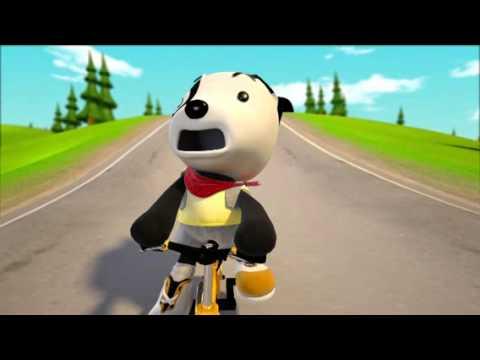 NO.1 Cooldog 3D anime movie
