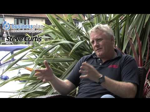 Steve Curtis World Powerboat Champion Pt. 1