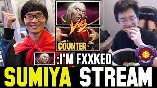 Patient from Zhou - SUMIYA vs TI Winner Counterpick | Sumiya Invoker Stream Moment #745