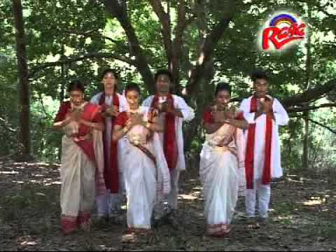 Saraswati Mahabhage || Bangla Devotional Song || Bengali Songs 2014 || Official Video