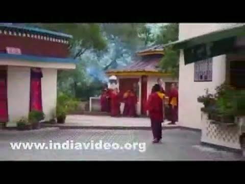 Gonjang Monastery Gangtok Sikkim India