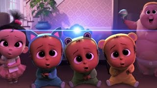 The Boss Baby I Nhóc Trùm I Trailer 2 I Sub