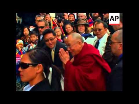 Dalai Lama arrives at White House to meet Obama, analyst