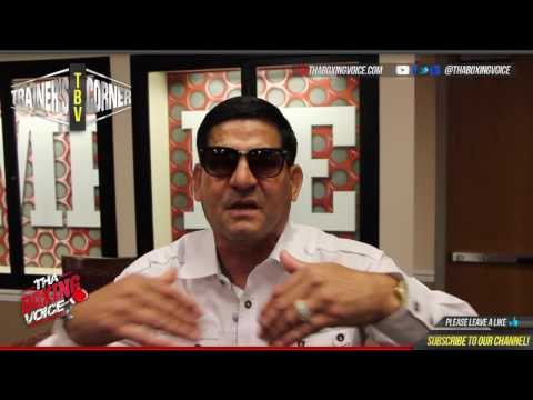 """Angel Garcia: """"People Will Laugh at Tyson Fury and Say I Told you He Was A Bum"""""""