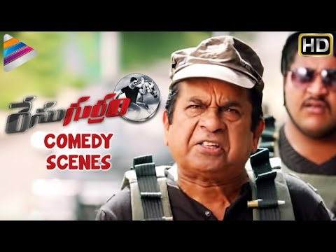 Race Gurram Comedy Scenes - Brahmanandam Funny Frustration - Allu Arjun - Kill Bill Pandey video