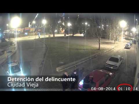 Cámaras de seguridad en Ciudad Vieja