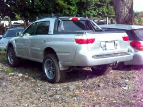 Subaru BAJA 250T - YouTube