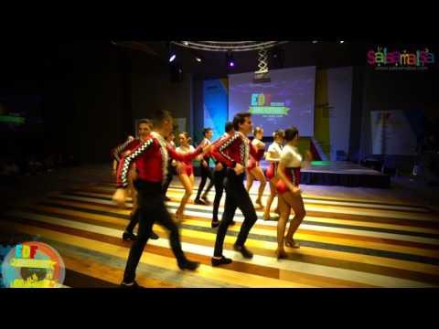 Los Diablos Dance Academy Group Show | EDF 2017