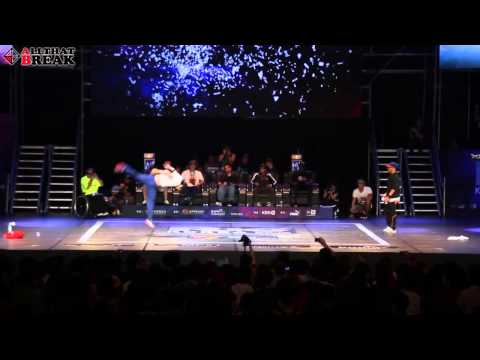 BBoy Blond R16 Korea 2013 - All runs