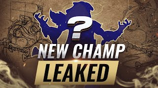 "MASSIVE LEAKS: NEW CHAMPION ""AIDYN"" THE GUIDE - League of Legends Season 10"