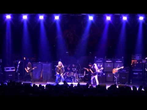 Venefica - Embrace the Black + Gone (Lucerna Prague)