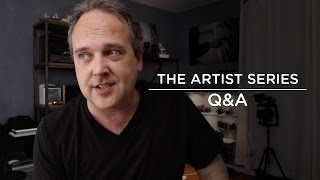 THE Q&A SHOW :: THE ARTIST SERIES
