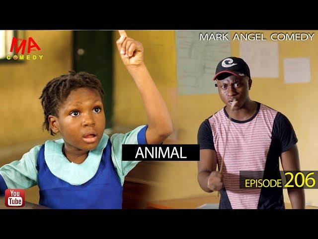 ANIMAL (Mark Angel Comedy) (Episode 206) thumbnail