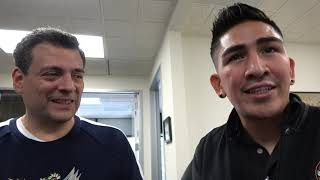 Leo Santa Cruz Breaks Down Gervonta Davis vs Abner Mares EsNews Boxing