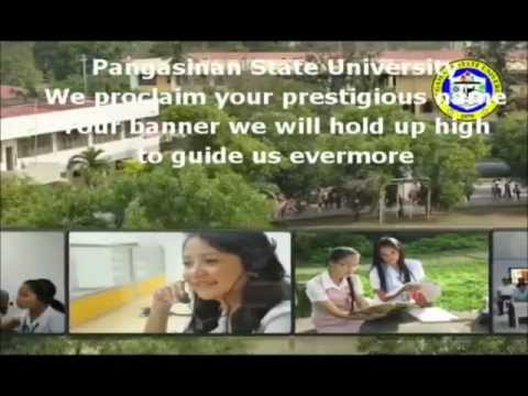 Pangasinan State University Hymn (psu Band) video