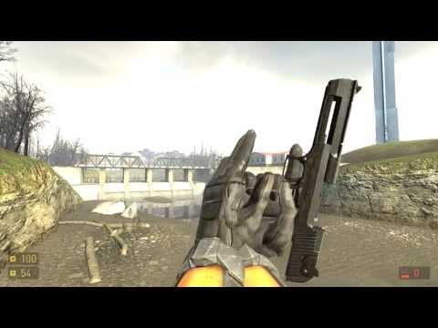 Half Life 2: Tactical - All Weapons Shown