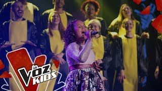 Anabelle canta Creo en Mí - Final | La Voz Kids Colombia 2019