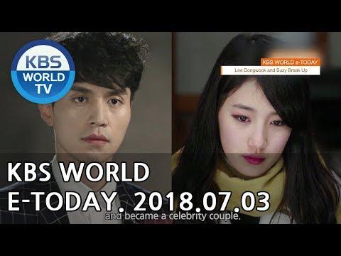KBS WORLD e-TODAY [ENG/2018.07.03]