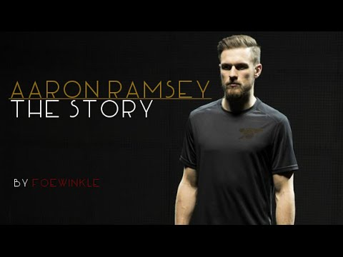 Aaron Ramsey and Arsene Wenger - The Story