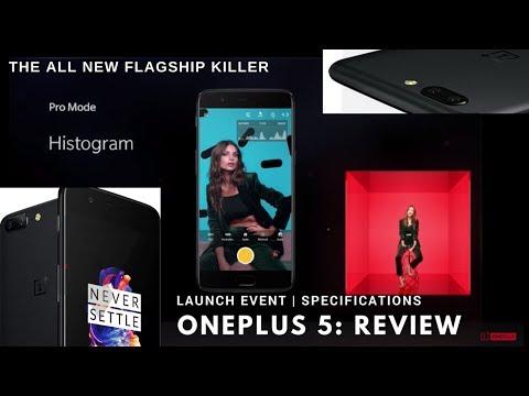 Oneplus5: Best Smartphone Camera Ever!!! ft. Emily Ratajkowski   Specifications