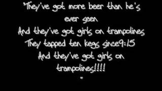 Ludo - Girls On Trampolines
