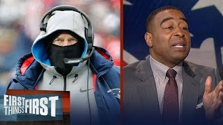 Nick and Cris react to reports Belichick was furious he had to trade Jimmy G | FIRST THINGS FIRST