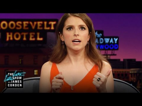 'Jurassic Park' Freaked Out Young Anna Kendrick