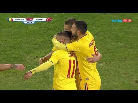 Romanya 2-0 Türkiye | Maç Özeti