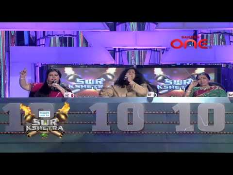 Runa Laila Abida Parveen ASha Bhosle  Three Legends got lost...