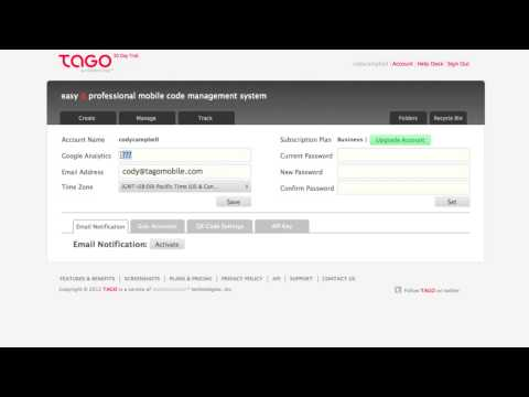 Google Analytics Integration | TAGO
