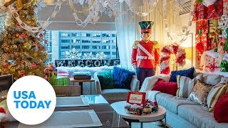 'Elf'-inspired hotel suite is a Christmas dream come true | USA TODAY