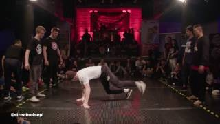 Bangers Crew vs Zames Crew - Finał Bboying Old 3vs3 na Street Noise 2017