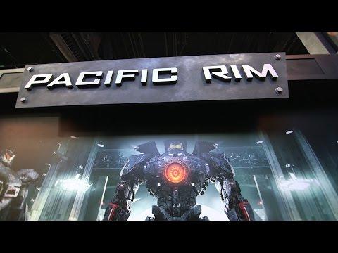 Pacific Rim: Jaeger Pilot - Drift with the Rift (SDCC 2014) [HD]
