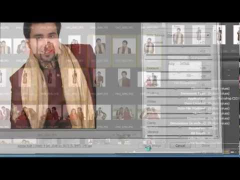 0 Photoshop Hindi Tutorials, episode 27 Batch color correction and upsampling