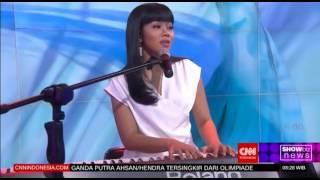 Yura Yunita - Intuisi Live At CNN Indonesia